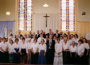 25th Anniversary Concert at Blessed Hugh 2000