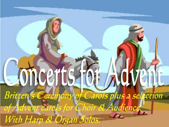 Concerts for Advent 2013